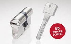 Schließanlage ABUS Bravus 3500-MX Magnet