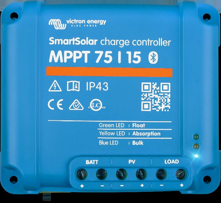 Victron Smart Solar Laderegler MPPT