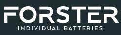 Lithium Batterie fürs Wohnmobil, LiFePo4 von Forster Batteries