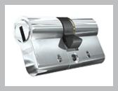 KESO 4000 Schließzylinder mit Sicherungskarte