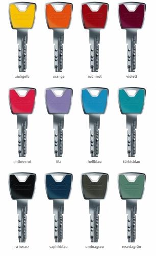 Farbkappe für ABUS XP20 Schlüssel