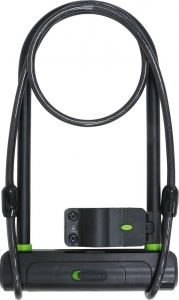 London Bügelschloss CU 170/230/K/B + Kabel CL8/1000
