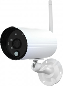 ABUS OneLook Außenkamera PPDF14520 Weiß