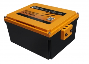 LIONTRON 12.8V 200Ah Lithium LiFePO4 Wohnmobil-Untersitz-Batterie mit Bluetooth