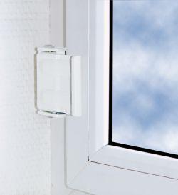 ABUS SW1 Weiss Riegel Fenster- und Türsicherung