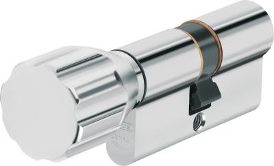 ABUS ECK550 Knaufzylinder Türzylinder mit Wendeschlüssel