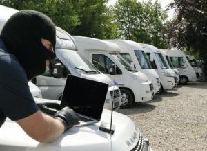 Einbau der Thitronik WiPro III / Safe.Lock Alarmanlage in Ihr Wohnmobil, Fiat Ducato, Citroen Jumper, Peugeot Boxer