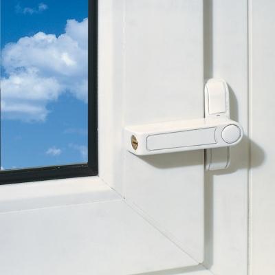 ABUS 2510 Fenster-Zusatzschloss
