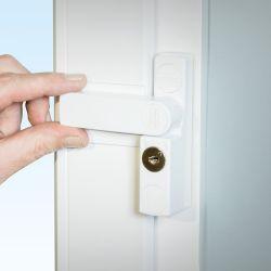 WinSafe WS 11 Fenstersicherung mit Einzelriegel