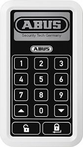 ABUS Hometec Pro Funk-Tastatur Weiß