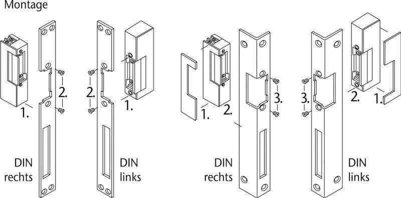 elektrischer t r ffner et80 haussicherheitstechnik weber. Black Bedroom Furniture Sets. Home Design Ideas