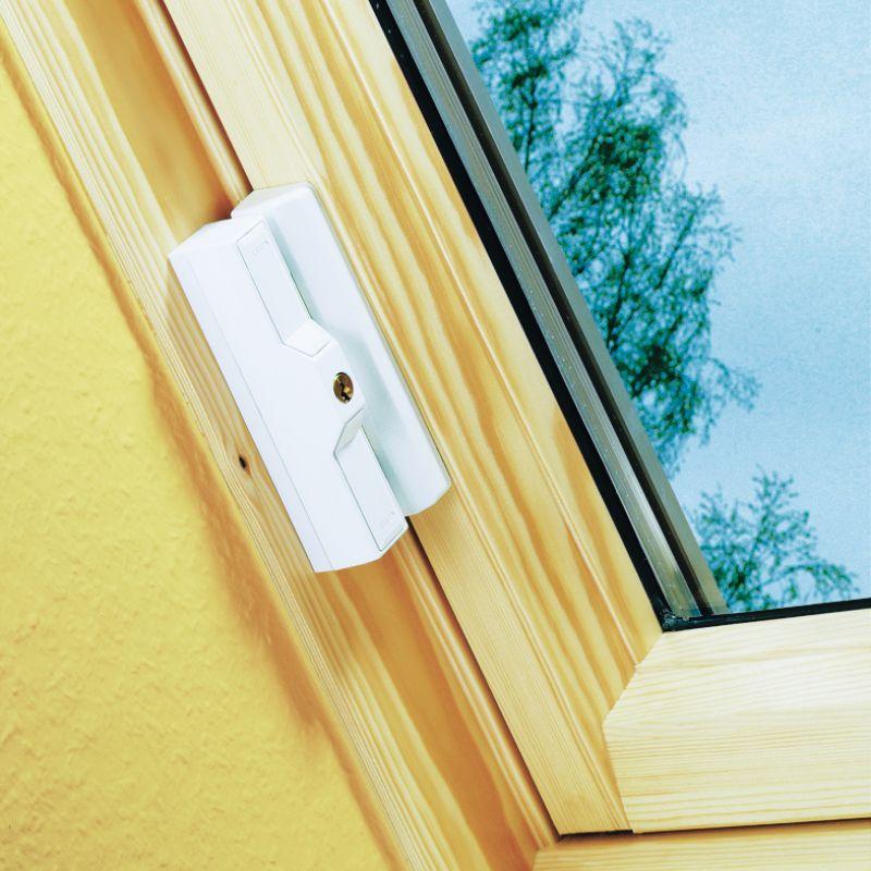 Abus df88 fenster zusatzschloss f r dachfenster for Fenster 0 finanzierung