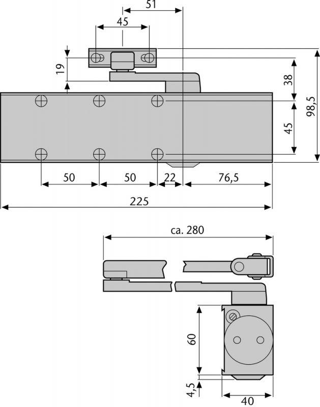 abus t rschlie er 8103 haussicherheitstechnik weber. Black Bedroom Furniture Sets. Home Design Ideas