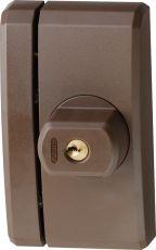 ABUS FTS96A stabiles Fenster-Zusatzschloss mit Alarm