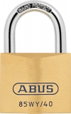Abus 85WY/40 Hangschloss mit Sicherungskarte