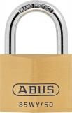 Abus 85WY/50 Hangschloss mit Sicherungskarte