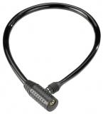 Kabelschloss CS 20.55 schwarz