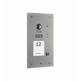 BALTER EVIDA Silver RFID Edelstahl-Türstation für 1 Teilnehmer