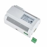 BUS-C6001 BALTER Hauptstromverteiler, 2-Draht BUS Technologie, Stromversorgung für bis zu 6 Monitore und 2 Türstationen