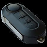 Für Fiat Ducato, Schlüssel mit Funkgehäuse  3 Tasten