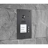 BALTER EVIDA Graphit RFID Edelstahl-Türstation für 3 Teilnehmer (copy)