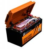 LIONTRON 12.8V 150Ah Lithium LiFePO4 Wohnmobil-Untersitz-Batterie mit Bluetooth