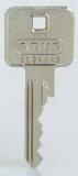 ABUS A93 Nachschlüssel Ersatzschlüssel nach Code ACxxxxx