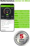 BullTron® LiFePO4 80Ah Akku BMS & Bluetooth integriert LxBxH: 198 x 166 x 169 mm