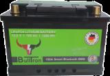 BullTron® LiFePO4 100Ah Akku BMS & Bluetooth integriert LxBxH: 279 x 175 x 189 mm
