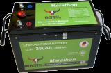 BullTron® LiFePO4 280Ah Akku BMS & Bluetooth integriert LxBxH: 367 x 189 x 253 mm