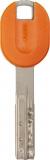 Abus Bravus Magnet 3500-MX mit Farbigen Pro Cap Schlüssel High-End-Security