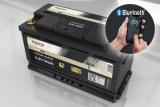 FORSTER LiFePO4 Smart Bluetooth 12,8V 100Ah / Untersitz-Version