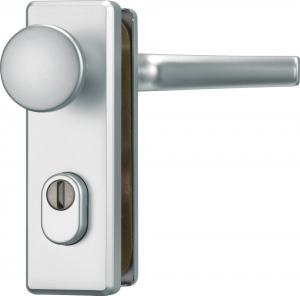 ABUS Stabiler Tür-Schutzbeschlag mit Zylinderschutz - Kurz