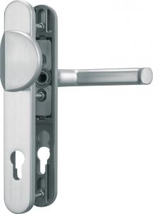 Tür-Schutzbeschlag für Schmalrahmen SRG92