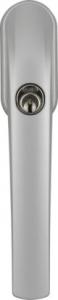 ABUS FG300 Silber abschließbarer Fenstergriff Gleichschließend AL0145