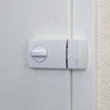 ABUS Tür-Zusatzschloss 2110