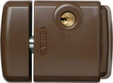 ABUS FTS3003 Braun Fenster-Zusatzschloss