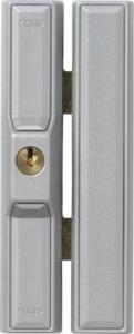 ABUS FTS88 Silber stabiles Fenster-Zusatzschloss