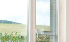 ABUS Fensterstangenschloss FOS550A mit eingebauter Alarmanlage
