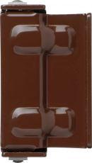 ABUS SW1 Braun Riegel Fenster- und Türsicherung