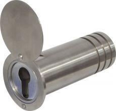 ABUS 729 Keysafe mit Abdeckung Rohrtresor