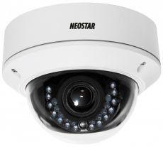 NEOSTAR 3.0 Megapixel IR Dome-Netzwerkkamera, IP66