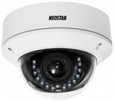 NEOSTAR 2.0 Megapixel IR Dome-Netzwerkkamera, IP66
