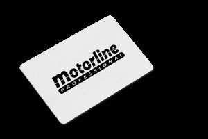 MB1Codierte Annäherungskarte (Typ Kreditkarte)