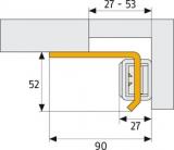 ABUS SW20 Fenster- und Türsicherung