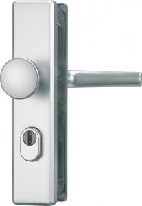 ABUS Tür-Schutzbeschlag mit Zylinderschutz F1