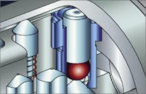 ABUS Knaufzylinder Bravus 3000 Patentiertes Intellitec System