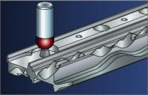 ABUS Halbzylinder Bravus 3000 Patentiertes Intellitec System