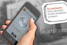 secuENTRY 5702 FINGERPRINT Transponder Smartphone