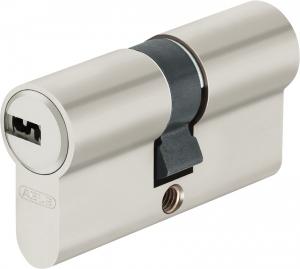 ABUS EC550 10er-Pack Schließzylinder Türzylinder mit Wendeschlüssel Großverbraucherpackung